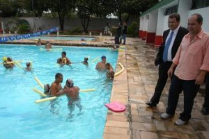 Prefeito de Osasco visita núcleo do Projeto Desafio