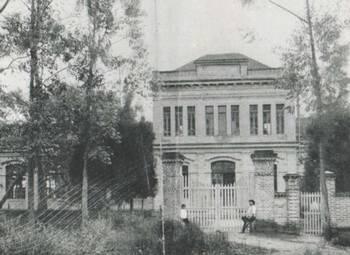 1906 - Fábrica de tecidos Enrico Dell Ácqua