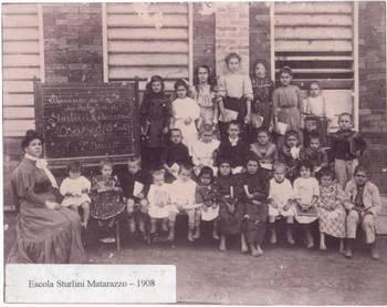 1908 - Escola Sturlini Matarazzo