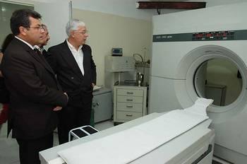 Prefeito Emidio prestigia inauguração de Centro de Diagnóstico em Osasco