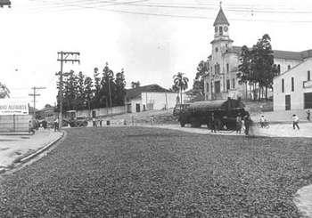Igreja da Matriz em 1964