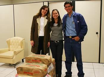 FSS de Osasco recebe doação de alimentos