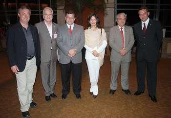 Prefeito de Osasco participa de recepção ao chanceler da Áustria