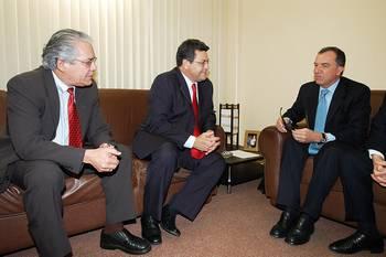 Prefeito de Osasco recebe cônsul italiano