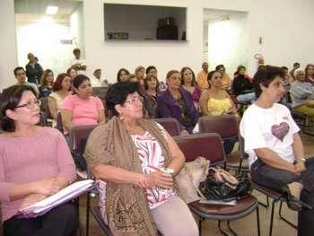 Um momento de atenção especial aos Cuidadores do PAD – Programa de Atendimento Domiciliar