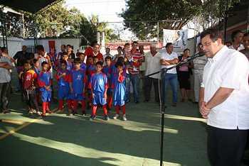 No aniversário do Piratininga, Prefeito de Osasco anuncia novos projetos para o bairro