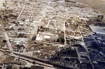 Vista aérea de Osasco 1962