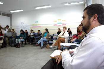 Antônio Jardim, secretário da SICA, participou do curso de Elaboração de Projetos e Captação de Recursos aos Servidores