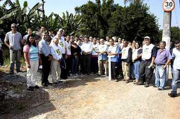 Secretaria de Meio Ambiente promove mutirão de limpeza no Helena Maria