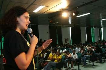 Jovens discute propostas no 3º ano do OP Jovem em Osasco