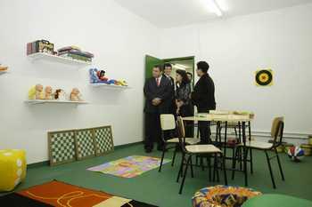 Centro de Cidadania Graciela Flores Piteri recebe reforma e adequação