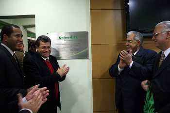 Prefeito prestigia inauguração de nova unidade da Unimed Paulistana em Osasco