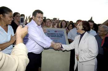 Prefeitura constrói escola para 1140 alunos no Jardim Marieta