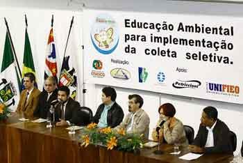 "Prefeitura lança projeto ""Cidadania Verde"""