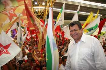 Reeleição - Militância aclama Emidio de Souza prefeito de Osasco por mais 4 anos