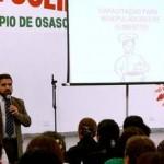 Prefeitura promove treinamento para manipuladores de alimentos