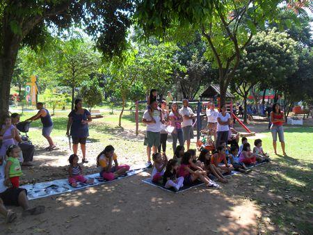 Domingo no Parque 1