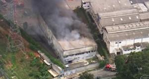Incêndio em Osasco